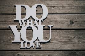 do what love