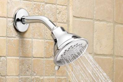 low-flow showerhead